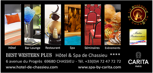 Hôtel SPA Chassieu Best Western Plus